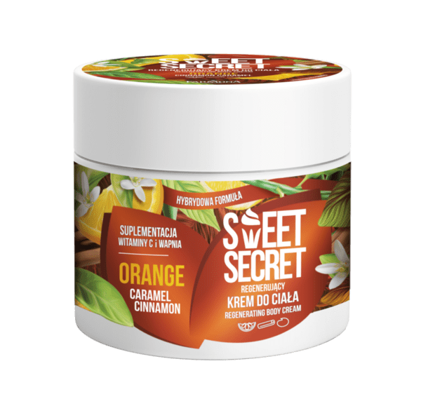 Крем за тяло портокал Farmona Sweet Secret